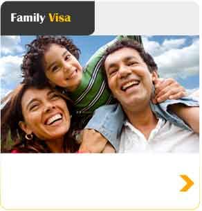 Family Visa to Australia